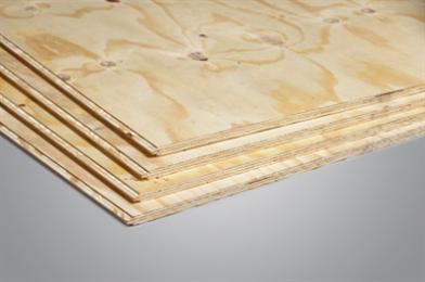 Deze triplex plaat is voornamelijk afkomstig van Braziliaanse plantages en is een houtsoort met gunstige sterkte-eigenschappen. Speciaal voor de Nederlandse markt zijn de platen voorzien van een tand en groef aan de lange zijden (underlayment). De elliottis-pine triplexplaat is prijstechnisch de meest aantrekkelijke constructieplaat die beschikbaar is.