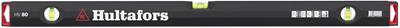 Sterk, goed in de hand liggend aluminium profiel van 51,5 x 25,3 mm en een gewicht van 630 g/m. Breukvaste blokvormige libellen, zeer transparant en duurzaam. Horizontale libel met een vergrootglas van +30% en lichtreflector. Schokdempende eindbeschermers en temperatuurvaste bevestiging van de libel. De radius van de libel is 200 mm, voor een gevoeligheid van 10 mm/m. De tolerantie in de normale positie is ±0,5 mm/m, in omgekeerde positie ±0,75 mm/m. De vloeistof in de libel is een gekleurd oliemengsel met lage viscositeit dat de luchtbel een optimale bewegingsvrijheid geeft. Zeer goed bestand tegen ultraviolet licht en temperatuurschommelingen. De antistatische eigenschappen van de vloeistof betekenen dat de luchtbel niet wordt beïnvloed door statische elektriciteit.