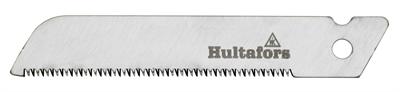 Het zaagblad is gemaakt volgens Japanse specificaties, het snijdt op de teruggaande slag, wat betekent dat de zaagsnede dun kan zijn en een fijne zaagsnede produceert. Het zaagblad is ideaal voor een 18 mm BKZ Afbreekmes. Gemaakt van SK5 carbonstaal. De tanden zijn gehard tot 60–62 HRC. 0,5 mm dik. 7 tanden per cm. Past op een 18 mm afbreekmes.