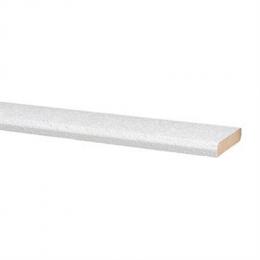 Wilt u uw plafond snel en eenvoudige decoratief bekleden, dan zijn de plafondplaten van Agnes One-Step de ideale oplossing. De plafondplaten van Agnes One-Step komt u in vele ruimten tegen: woon- en slaapkamers, (bij)keukens, toilet, hal, zolder of kantoren. VOORDELEN: - Kant-en-klaar: geen stuc- of schilderwerk nodig. - Eenvoudig schoon te houden: met vochtige doek en schoonmaakmiddel. - Gemakkelijk en onzichtbaar te bevestigen: met nieten, spijkers of schroeven. - Gemakkelijk hanteerbare afmetingen. - Bijpassende afwerklijsten verkrijgbaar. De Agnes One-Step plafondplaten zijn vervaardigd uit spaanplaat met een toplaag van kunststof decorfolie. De plafondplaten hebben rondom messing en groef en hebben een gewicht van 9,5 kg/m².