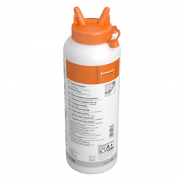 Fermacell® montagelijm wordt vooral toegepast voor zwevende dekvloeren voor het verlijmen van de Fermacell® vloerelementen. Het verbruik komt neer op ca. 50 gram per m².