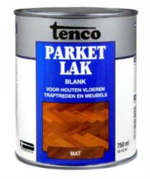 Tenco parketlak blank is kras- en slijtvaste superlaag voor alle houtsoorten. Ideaal voor parket en traptreden, maar ook als sterke blanke afwerklaag van deuren, meubels en interieurbetimmering. Een blanke lak in zowel mat als hoogglans beschikbaar.