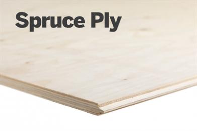 Door het gebruik van vuren fineren ontstaat een 'rustiger' en daardoor stabiele plaat. Door de stabiele en mooie vuren fineren is het dus mogelijk de plaat voor zowel constructieve als voor decoratieve toepassingen te verwerken. De vlakheid van de plaat zorgt bovendien voor een snellere montagetijd. Toepassingen: Vloerplaten, dakplaten, kisten, verpakkingen, pallets, houtskeletbouw, renovaties DHZ-gebruik.