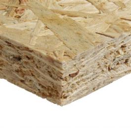 De OSB plaat is ontworpen als constructiemateriaal. De belangrijkste toepassingen vinden we hier dan ook. Vloeren, wand- en dakelementen en dakbeschot vormen een grote markt. Ook wordt deze plaat veel gebruikt voor de omheining van bouwplaatsen en als tijdelijke afzetting bij verbouwingen van winkels en kantoren. Verdere toepassingen zijn: pallets en emballage.
