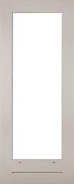 Constructie: merbau deur, massieve stapel dorpeldeur; Uitvoering: gegrond; Garantie: 6 jaar; Overig: stompe deur zonder slotgat; Prijs: prijs is excl. glas.