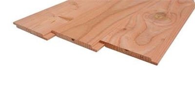Douglas is een naaldhoutsoort welke onbehandeld erg duurzaam is, en indien met de tijd droger en daarmee ook harder wordt. Ideaal voor in uw tuin en om bijvoorbeeld schuurtjes en/of tuinhuisjes te maken. Onbehandeld in grondcontact gaat Douglas ongeveer 10 jaar mee. Douglas laat zich vers gezaagd gemakkelijk bewerken. Kortom een goede houtsoort voor een betaalbare prijs! Over het algemeen is Douglas of Lariks sterker dan bijvoorbeeld Vuren. Het hout is wit tot geelachtig van kleur. Lariks en Douglas kun je goed bewerken. Schaven, spijkeren en schroeven is geen probleem.